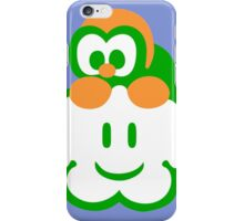 Lakitu - Sky Guy iPhone Case/Skin