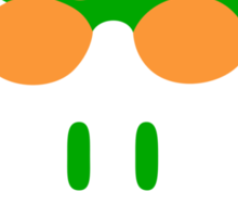Lakitu - Sky Guy Sticker
