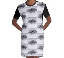 USD Graphic T-Shirt Dress