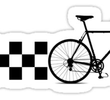 Bike Stripes Peugeot (Retro) Sticker