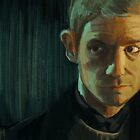 John Watson - BBC Sherlock by froggyk