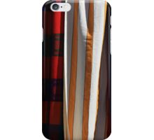 Cloth Hammocks in Otavalo iPhone Case/Skin