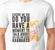 Ragnaros-Game wordart Unisex T-Shirt