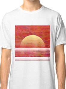 Sunset on the Sea Classic T-Shirt