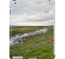 Icelandic Creek iPad Case/Skin