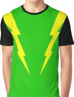 Double Bolts Graphic T-Shirt