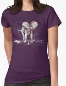 Can Nellie Come Out To Play Please Womens Fitted T-Shirt
