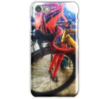 Cycle Stop  iPhone Case/Skin