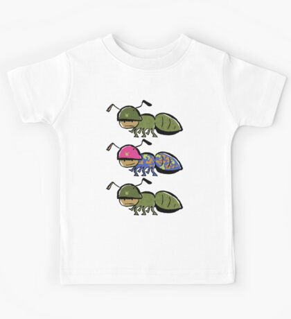 in the army - part2 Kids Tee