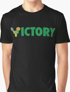 V VICTORY (Catan) distressed version Graphic T-Shirt