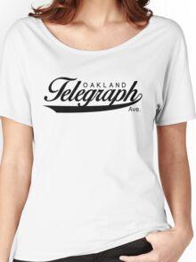 Telegraph Avenue (Oakland) Women's Relaxed Fit T-Shirt