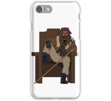 The Walking Dead Ezekiel The Kingdom iPhone Case/Skin