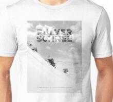 Pulverschnee Unisex T-Shirt