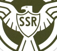 Strategic Scientific Reserve Sticker