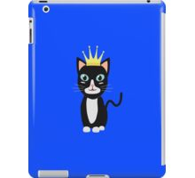 Cat with Crown   iPad Case/Skin