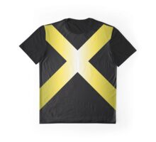 Golden X Graphic T-Shirt