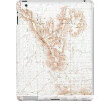 USGS TOPO Map Arizona AZ Childs Mountain 310850 1990 24000 iPad Case/Skin