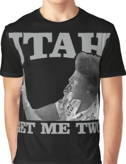 utah get me two Graphic T-Shirt