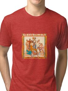 Glass Animals - How to be a Human Being Tri-blend T-Shirt