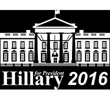 Hillary 2016 Photographic Print