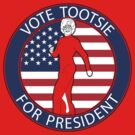 Vote Tootsie by GayEssential