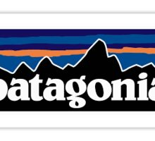 Patagonia Sticker