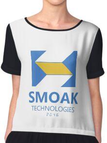 Arrow Felicity Smoak Technologies  Chiffon Top