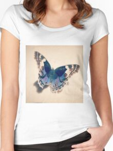 KEEP FLYING Women's Fitted Scoop T-Shirt