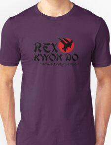 Rex Kwon Do - Bow to your sensei Unisex T-Shirt