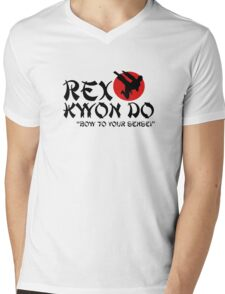 Rex Kwon Do - Bow to your sensei Mens V-Neck T-Shirt
