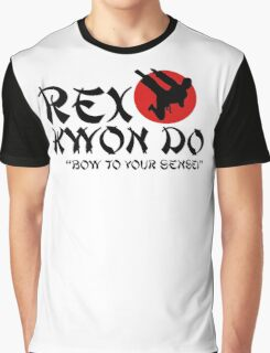 Rex Kwon Do - Bow to your sensei Graphic T-Shirt