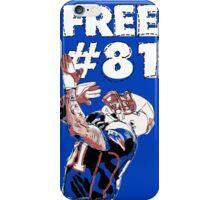 FREE HERNANDEZ FREE #81 iPhone Case/Skin