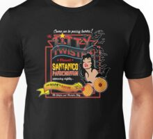 From Dusk Till Dawn - Black Aztec Flyer Variant Unisex T-Shirt