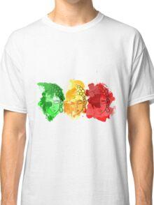 Buddha Water Colour Splatter Classic T-Shirt