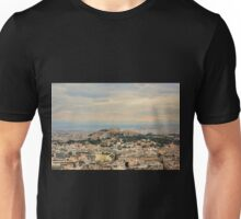 Overlooking Athens Unisex T-Shirt