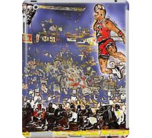 Jordan in Oils Version - www.art-customized.com iPad Case/Skin