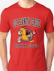Santa Cruz Banana Slug Fiction Unisex T-Shirt