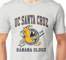 Santa Cruz Banana Slug Fiction Unisex T-Shirt