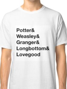 Dumbledore's Army Classic T-Shirt