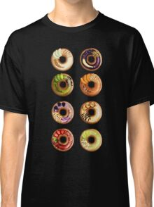 Fruit & berry donutsquad Classic T-Shirt