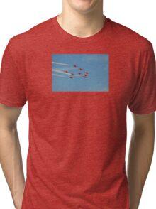 RAF Red Arrows Tri-blend T-Shirt