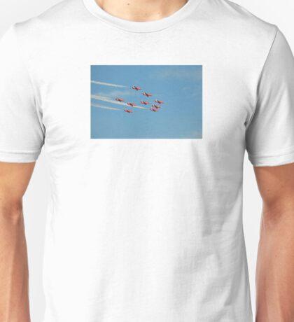 RAF Red Arrows Unisex T-Shirt