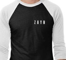 Z A Y N Men's Baseball ¾ T-Shirt