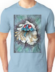 Tentacruel watercolour. Unisex T-Shirt
