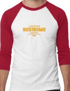 Alien Nostromo crest Men's Baseball ¾ T-Shirt