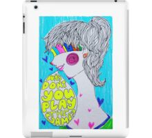 Digital Love. iPad Case/Skin
