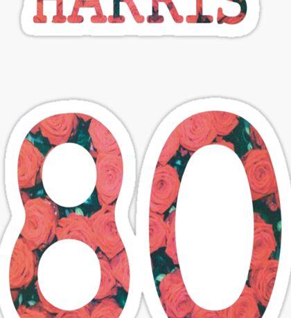 Harris '80 Sticker