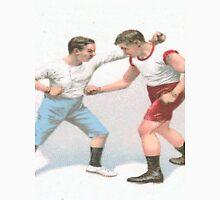 Vintage Boxing Manual Art Unisex T-Shirt
