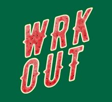 WRK OUT! Classic T-Shirt