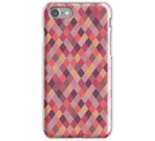 fashion abstract colors iPhone Case/Skin